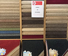Wide Range Carpet Selection