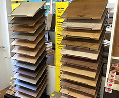 oak wood flooring types
